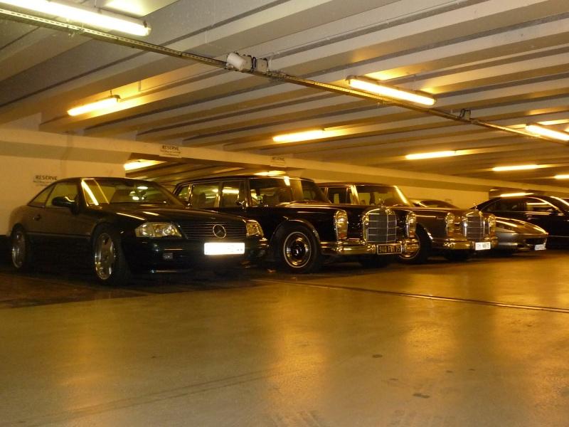 Les plus beaux garages prives du monde page 3 for Garage mercedes pellouailles les vignes