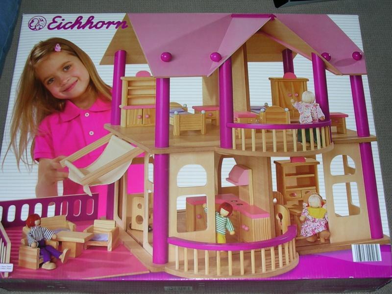 Les jouets en bois c 39 est beau et durable forum hygi ne for Maison de jardin en bois jouet