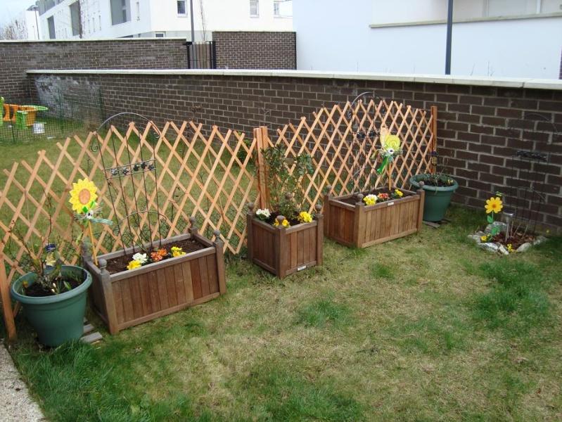 3 heures de jardinage et voil le r sultat for Heure de jardinage