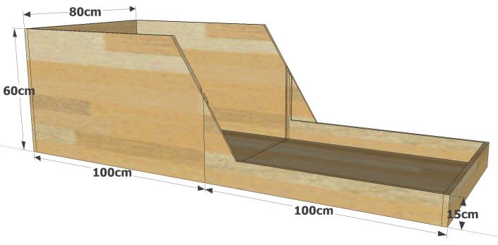 Forum remorque de v lo semi caravane - Ou trouver des caisse en bois ...