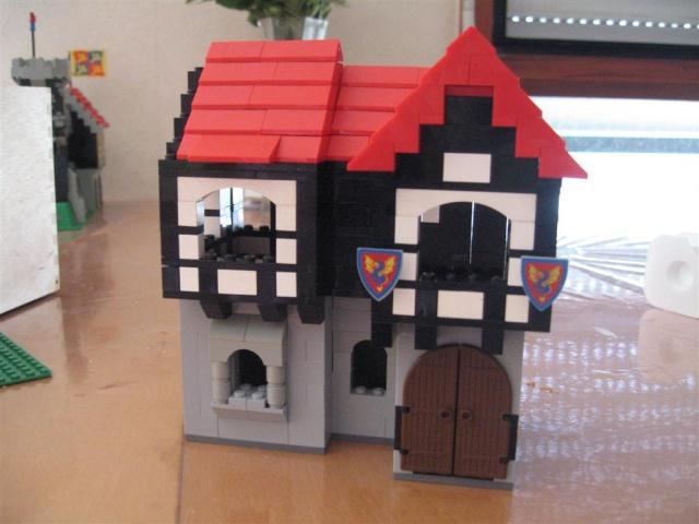 Afficher le sujet maison m di vale for Modele maison lego