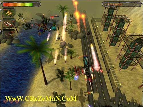 لعبة air strike الممتعة (أكشن) العاب الطيارات المروحية المقاتلة