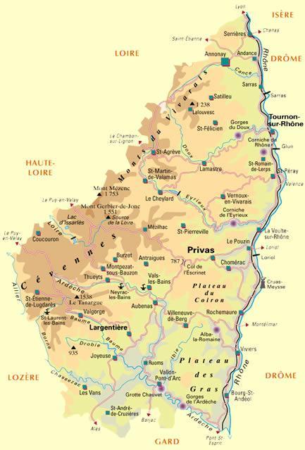 Carte topographique ardeche tiberiandawn - Carte tntsat gratuite ...