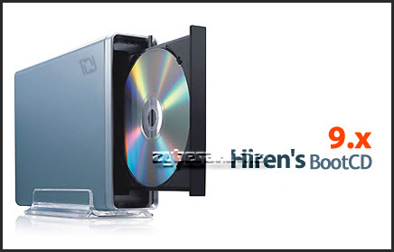 Ultimate boot cd recover data