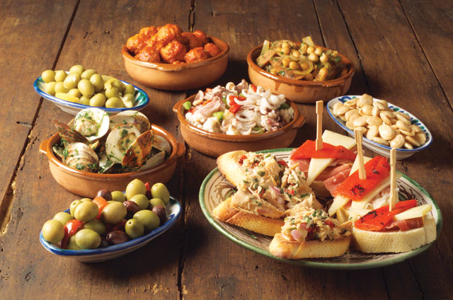 Barcelona food recipes