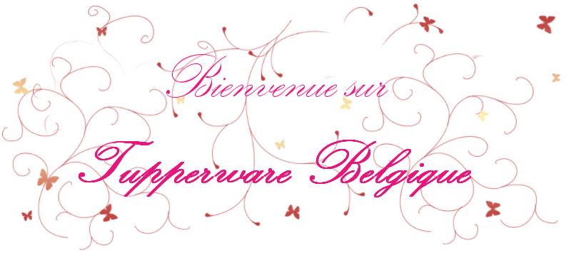 Tupperware Belgique