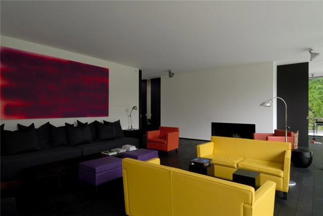 couleur mur pour cuisine blanche inox. Black Bedroom Furniture Sets. Home Design Ideas