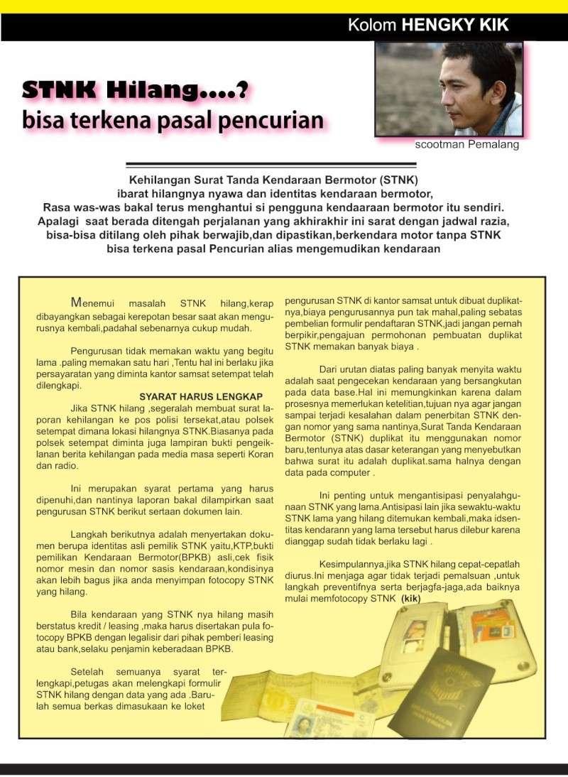 Contoh Layout Majalah Layout Halaman Majalah Ivi