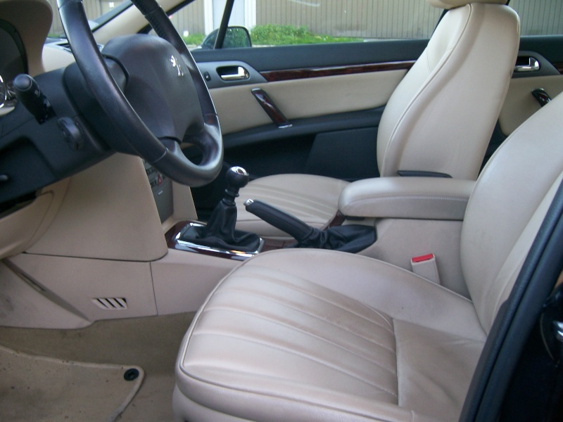 Vend peugeot 407 hdi 2 l 136 cv toutes options for Interieur 407