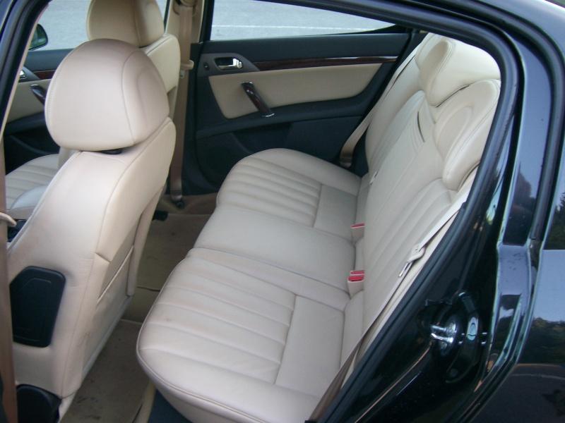 Vend peugeot 407 hdi 2 l 136 cv toutes options for Interieur 407 coupe