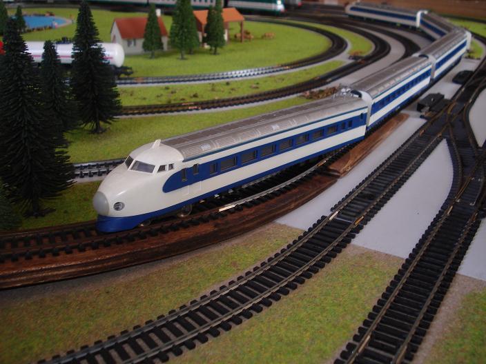 Schemi Elettrici Per Trenini : Trenini elettrici lima shinkansen motore g baronerosso