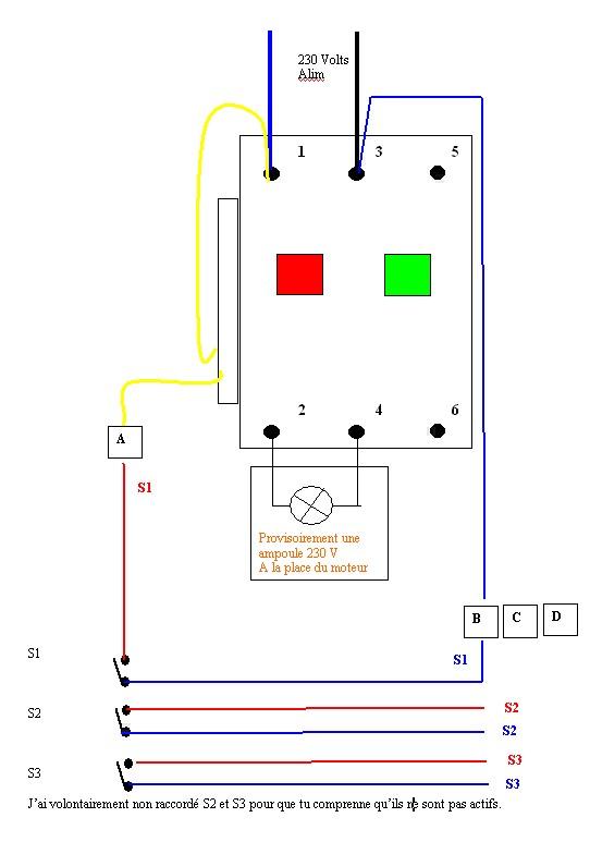 tester un contacteur machine page 5. Black Bedroom Furniture Sets. Home Design Ideas