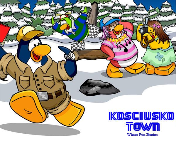 Kjm23giant's Kosciusko Town