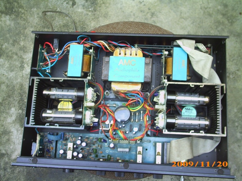 Amc Cvt 3030 Integrated Amp Used Sold