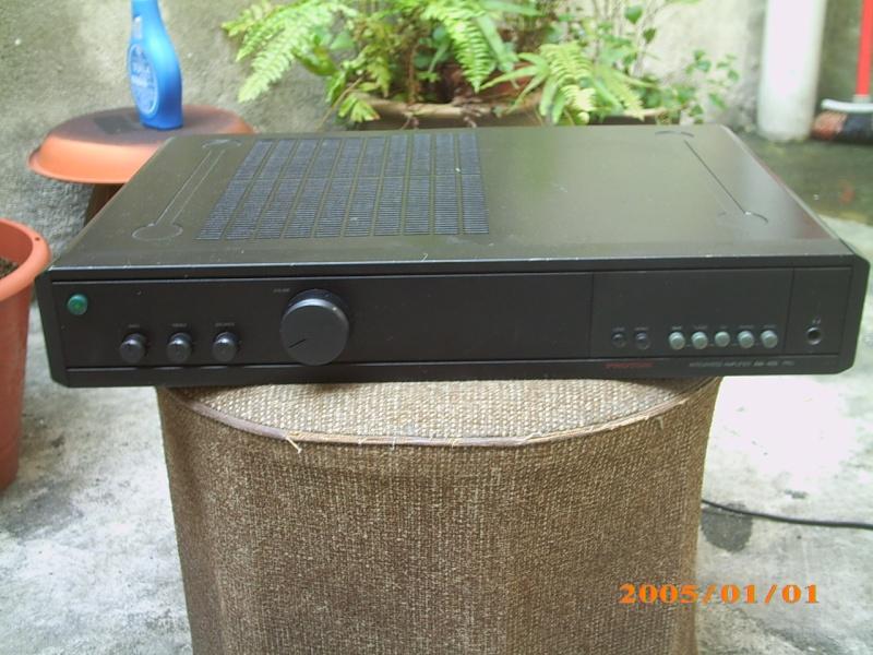 FS: Proton AM-455 integrated amp - Techtalk Speaker Building, Audio