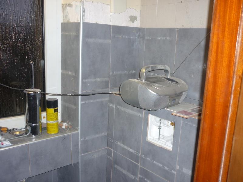 Wc en gris anthracite et blanc page 2 - Decoration wc anthracite et blanc ...