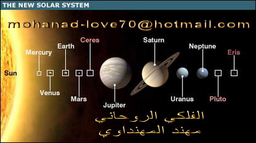 الفلكي الروحاني مهند المهنداوي