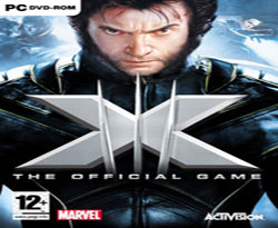 X_MEN The Official game