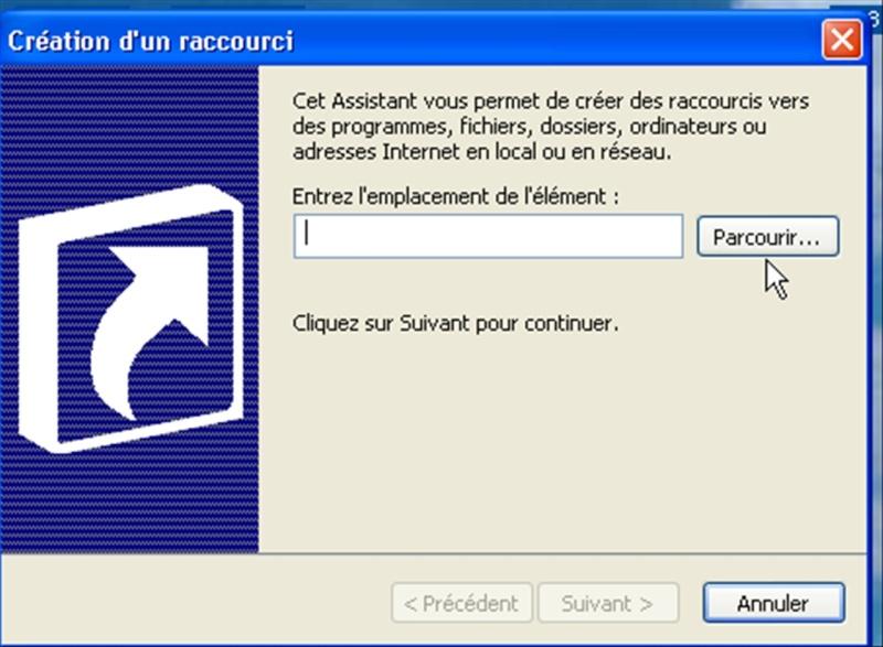 Le logiciel ne s 39 ouvre pas for Fenetre qui s ouvre pas