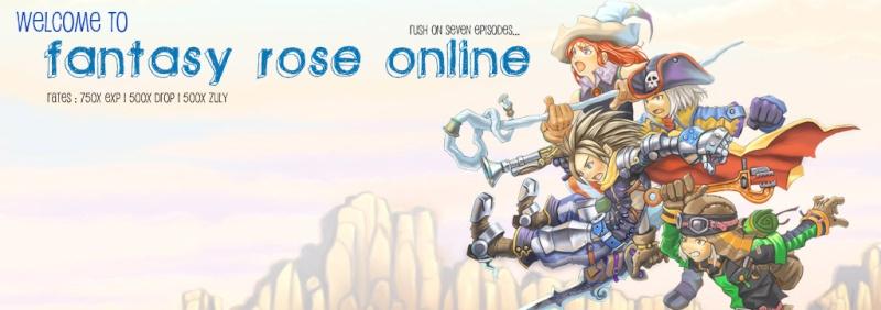 Fantasy Rose Online