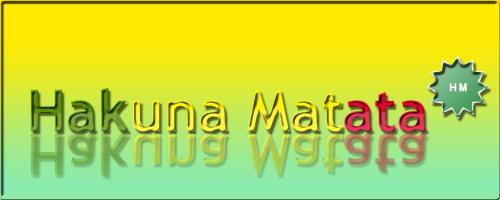 Hakuna Matata... - Portal