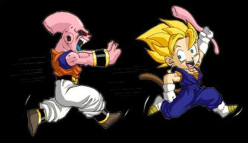 BxbnLok furthermore Imagenes De Dragon Ball Graciosas Y Normales likewise Black Goku Super Saiyan White 613899903 as well Tien Shinhan 175373030 additionally BxbnLok. on dbz thumbs up