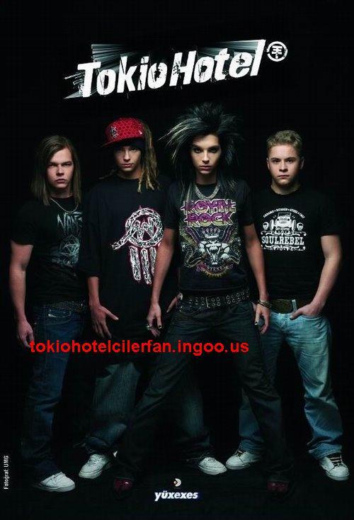 Tokio Hotel Fan TURKEY