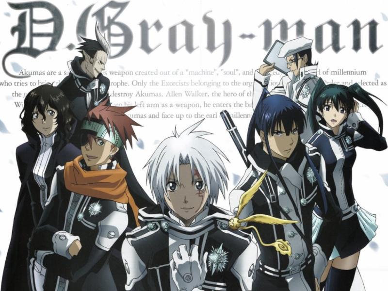 D-Gray.man