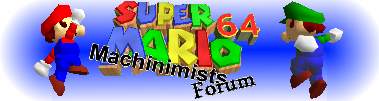 SM64 Machinimists Forum