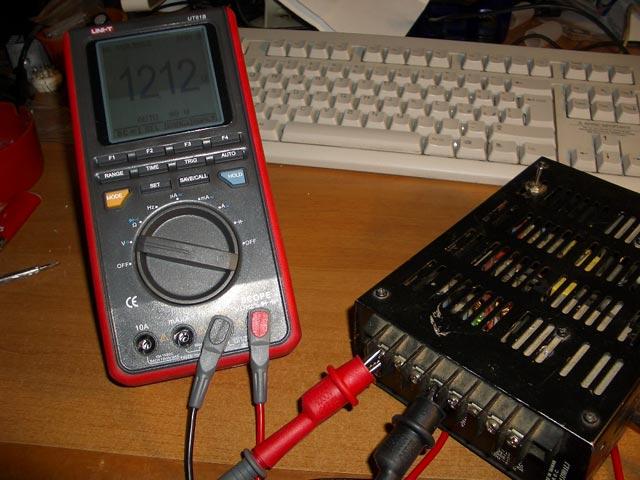 Uni t t81b strumento tutto fare for Strumento del radiotecnico