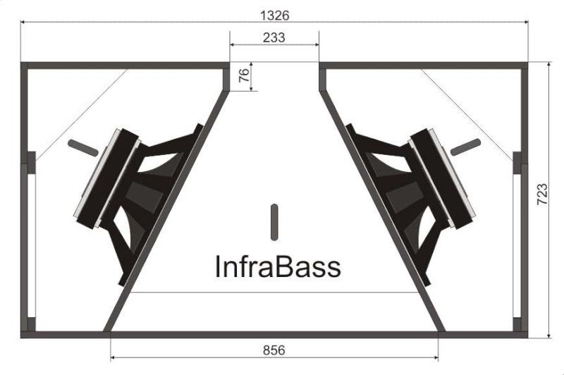 plans de caisson de bass. Black Bedroom Furniture Sets. Home Design Ideas