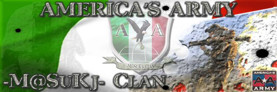 -M@SuKj- Official Clan Forum