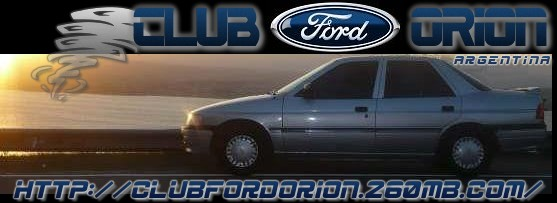 Club Ford Orion