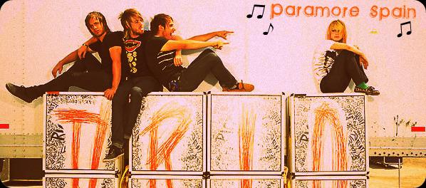 Paramore Spain