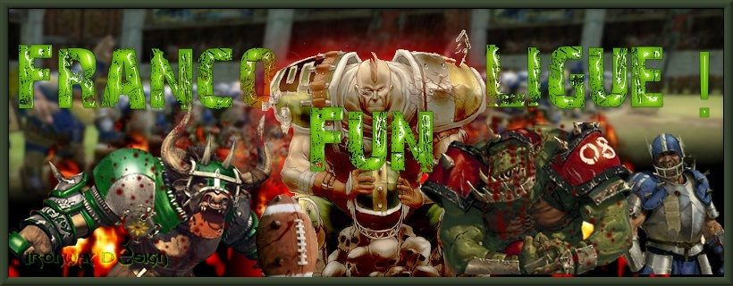 FrancoFun Ligue Bloodbowl !