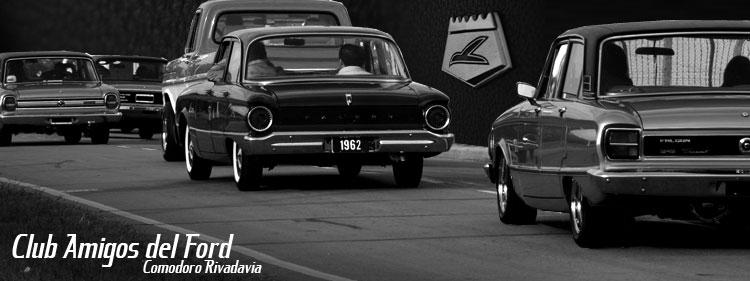 Club Amigos del Ford - Comodoro Rivadavia