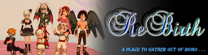 .:* ReBirth *:.  -  Guild Forums